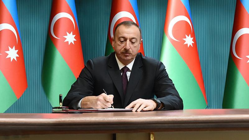 Image result for ilham əliyev sərəncam