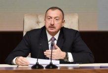 İlham Əliyev aprel döyüşlərindən danışdı:
