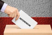 Referendumun yekun nəticələri açıqlandı