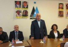Müsavat və MSDM referendumun nəticələrini müzakirə etdi