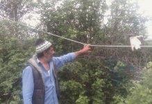 Xırdaoymaqdakı ''hörümçək torları'' ölüm saçır
