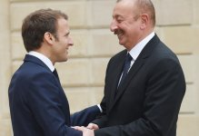 RATİ Fransa prezidentinə müraciət edib