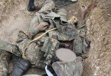Ermənistanın hərbi hissə komandiri və 4 zabitinin məhv edildiyi deyilir