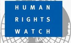 """""""Human Rights Watch""""un hesabatına reaksiya:"""