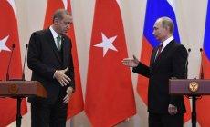 Putin Ankarada Erdoğanla görüşəcək