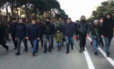 NİDA Şəhidlər xiyabanını ziyarət etdi: polis mane oldu