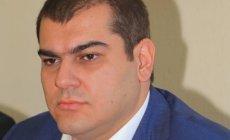 Prezident Vasif Talıbovun oğluna ali xüsusi rütbə verdi