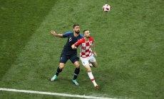 DÇ-2018-in qalibi Fransa komandası olub