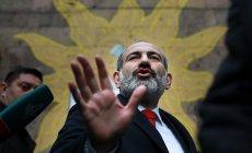 Nikol Paşinyanın partiyası Ermənistanda parlament seçkilərində qalib gəldi