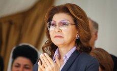 Nazarbayevin qızı Qazaxıstan parlamentinin sədri seçildi