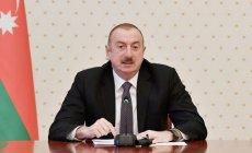 İlham Əliyev Bilal Əliyevə ev verdi