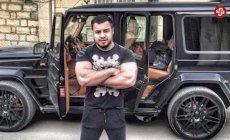 Əli Həsənovun nəvəsi maşın nömrələrini satışa çıxardı: 20 min manat - FOTOLAR