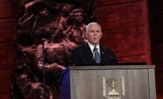 ABŞ-ın vitse-prezidenti dünyanı İrana qarşı müqavimətə çağırdı