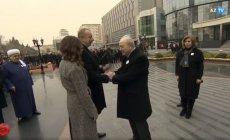 İlham Əliyev Ayaz Mütəllibovla görüşdü (VİDEO)