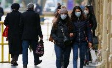 Azərbaycanda koronavirusa yoluxmanın rayonlar üzrə statistikası açıqlandı