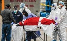 ABŞ-da koronavirus: son gündə 1480 ölüm, 35.000-dən çox yeni yoluxma halı