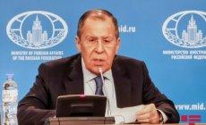 Sergey Lavrov atəşi dərhal dayandırmağa çağırıb