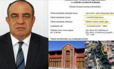 İcra başçısı uşaqların əyləncəsi üçün nəzərdə tutulmuş maneji ailəsi üçün biznesə çevirib