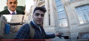 Mehman Hüseynov bu dəfə Səlim Müslümovun imarətini çəkdi – VİDEO