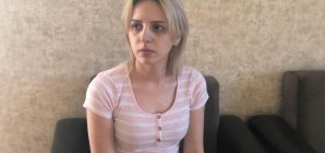 İranlı qadın Azərbaycanda girov saxlandığını deyir