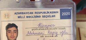 Mehman Hüseynov: