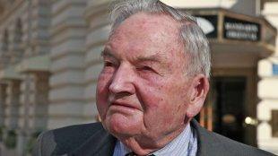 Rokfeller 101 yaşında öldü