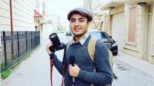 Vəkili Mehman Hüseynovla görüşüb