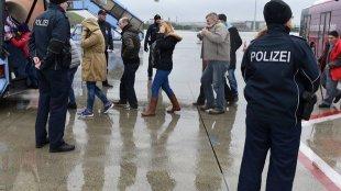 Almaniya Gürcüstan vətandaşlarını deportasiya edir