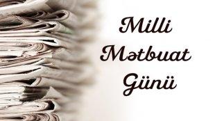 Milli Mətbuat Günü - 143