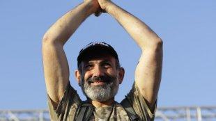 Ermənistanın Baş naziri istefa verdi