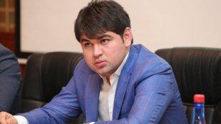 Elmar Vəliyevin oğlu