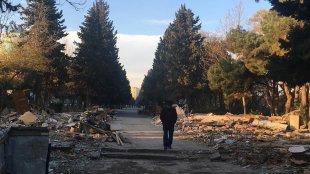 Atatürk parkındakı obyektlər söküləcək