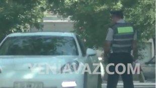 Polisin rüşvət aldığı iddia olunan daha bir  video yayıldı