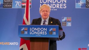 Böyük Britaniyanın Baş naziri koronavirusa yoluxub