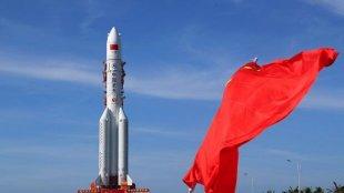 Çinin nəzarətdən çıxan raketi Hind okeanına düşüb