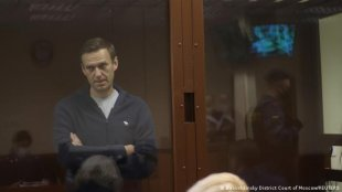 Aleksey Navalnının saytı bloklandı
