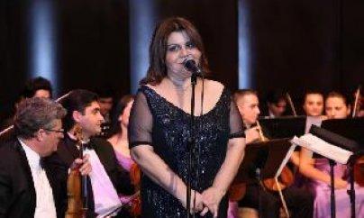 Aygün Səmədzadənin konserti oldu- FOTOLAR