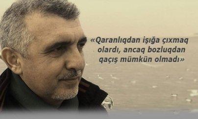 """""""AYO murdarlıqları üzərindən atmalı olub"""" - MÜSAHİBƏ"""