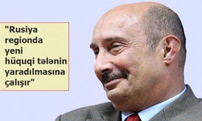 """""""Putin Bakıya almağa gəlir..."""" - MÜSAHİBƏ"""