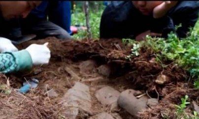 Çingizxanın məzarı açıldı, dünya təlaş içindədir - VİDEO