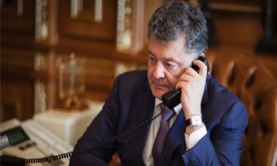 Poroşenko Lukaşenkodan üzr istədi