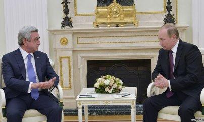 Rusiya ilə Ermənistan birgə qoşun yaradır