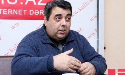 """Xaqani Səfəroğlu: """"Kartofu əllə yığırlarsa, raket nəyə lazımdır?"""" SOVET SÖHBƏTİ"""
