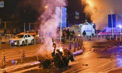 İstanbulda terror - 38 yaralı