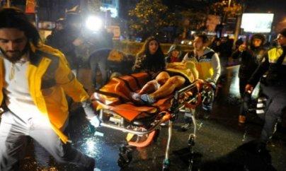 İstanbulda dəhşətli terror: 39 ölü, 65 yaralı - terrorçu qaçıb
