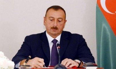 İlham Əliyev yeni sərəncam verdi