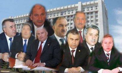 İcra başçılarının vəzifə tutan övladları - SİYAHI