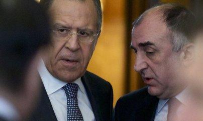 Elmar Məmmədyarov Sergey Lavrova cavab verdi