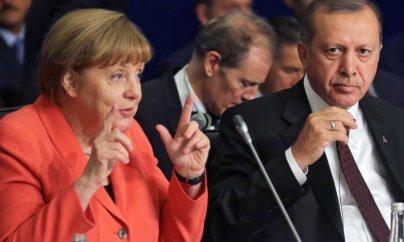 Merkel Türkiyənin hərəkətini pisləyir