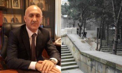 """Bakıda icra başçısının """"yaşıl soyqırımı"""" - Mehriban Əliyevaya müraciət"""